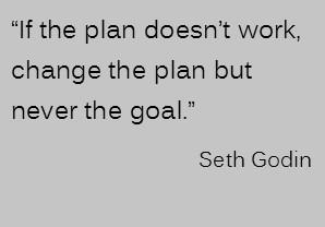 Seth Godin Strategy Plan