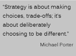 Michael Porter Strategy